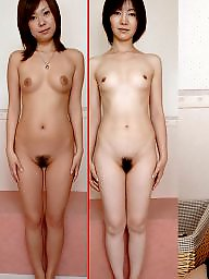 Asian, Dressed undressed, Dress, Undressing, Dressing, Undressed
