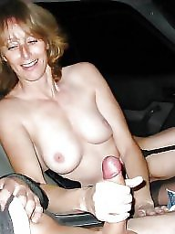 Dogging, Orgasm, My wife, Public sex, Mature sex, Slut mature