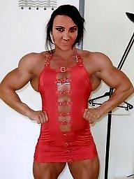 Mature porn, Fake, Fakes, Muscular