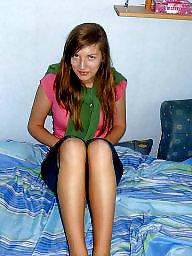 Stocking, Teen pantyhose