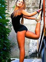 Italian, Italian amateur, Brunette amateur, Italian teen