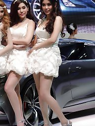 Pantyhose, Heels, High heels, Thailand, Stockings heels, Hostess