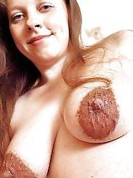 Saggy, Saggy tits, Huge tits, Huge nipples, Big nipples, Huge
