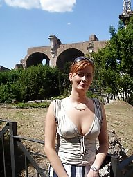Mature bikini, Downblouse, Dressed, Dress, Teen bikini, Mature dress