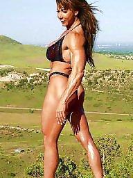Bodybuilder, Hot mature, Hot, Female