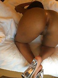 Black ass, Ebony amateur