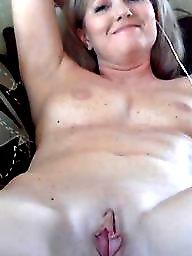 Real amateur, Mature boob