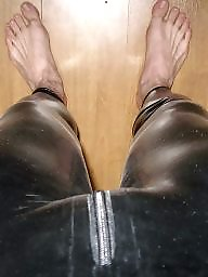 Hairy, Latex, Hairy ass, Ass hairy