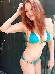Bikini, Babes, Bikinis, Redhead