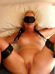 Milf, Tied, Mature bdsm, Mature wife, Girlfriend