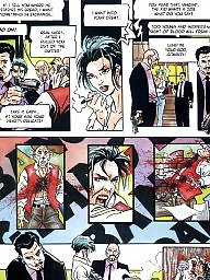 Comic, Comics, Cartoon comics, Cartoon comic