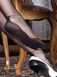 Stocking, Shoes, Shoe