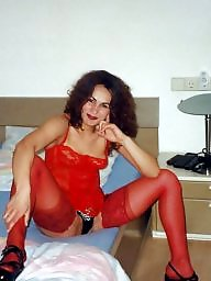 Milf stockings, Shy, Posing, Milf stocking, Amateur stockings