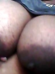 Ebony, Ebony bbw, Areola, Big nipple, Big black
