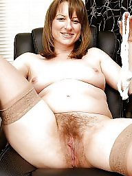Face, Ups, Faces, Milf hairy, Milf stocking, Stocking hairy