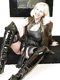 Pvc, Leather, Mature mix
