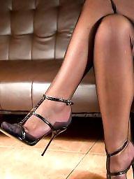 Heels, High, High heels
