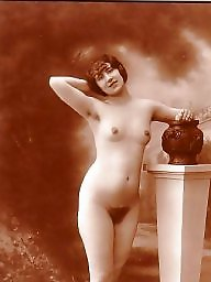 Lady, Vintage amateur