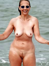 Mature beach, Matures, Natural, Mature tits, Beach mature, Natural tits