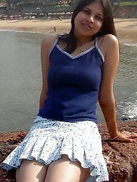 Indian, Indian teen, Beach, Indian teens, Nude, Nude beach
