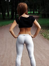 Ass, Yoga, Pants, Yoga pants, Yoga pant
