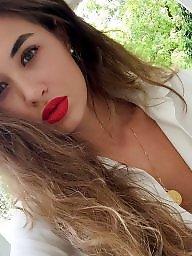 Lips, Sexy lady