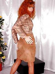 Lady, Redheads