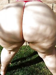 Huge ass, Huge asses, White ass