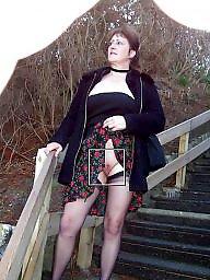 Stockings, Milf stocking, Amateur stocking