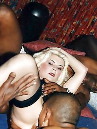 Gangbang, French, Interracial anal, Coco, Sluts, Group sex