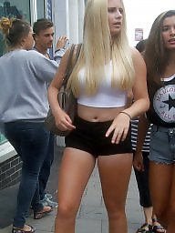 Shorts, Teens amateurs, Short shorts, Short