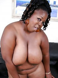 Ebony bbw, Black bbw, Feeding