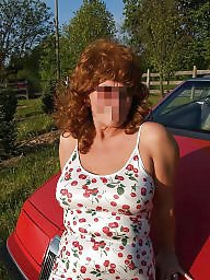 Mother, Mature redhead, Mother in law, Fuck, Mothers, Mature fuck