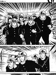 Comics, Japanese, Comic, Boys, Boy cartoon, Asian cartoon