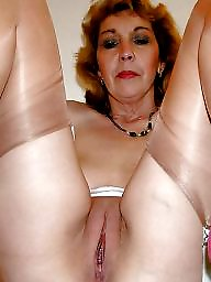 Stockings pussy