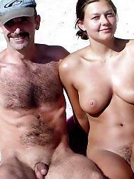 Nudist, Voyeur, Nudists, Public voyeur, Women