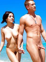 Guy, Public nudity, Erection