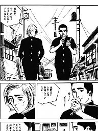 Comics, Comic, Japanese, Boys, Asian cartoon, Cartoon comics