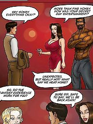 Interracial cartoons, Cartoon, Cuckold, Interracial cartoon, Interracial cuckold