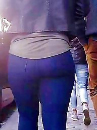 Ebony, Jeans, Booty, Tights, Tight ass, Ebony ass