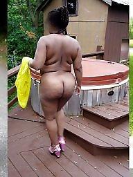 Collage, Ebony boobs