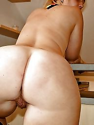 Hairy ass, Cummed, Ass hairy