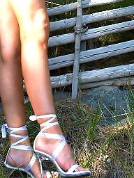 Nylon, Feet, Nylon feet