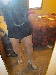 Pantyhose, Shoes