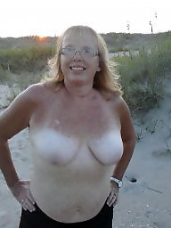 Beach, Mature beach, Mature wife, Beach mature, Public matures