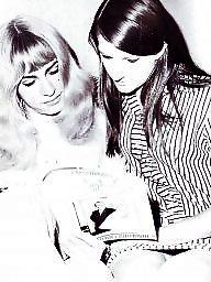 Lesbian, Hairy, Magazine, Vintage lesbian, Magazines, Vintage hairy