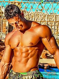 Muscle, Guy, Muscles, Muscled, Moroccan