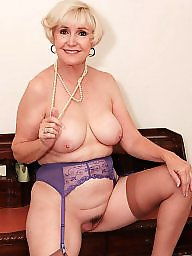 Granny stockings, Grannies, Mature stockings, Stocking mature