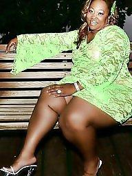 Ebony, Black milf