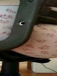Monster, Chair, Booty, Hidden cam, Cam